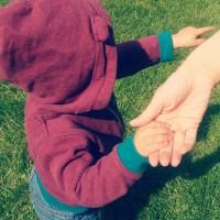Les mains de maman